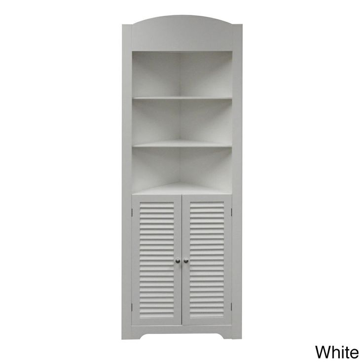 Ellsworth Tall Corner Etagere   Overstock com Shopping   The Best Deals on  Bathroom Cabinets. 17 best ideas about Tall Corner Shelf on Pinterest   Shelving
