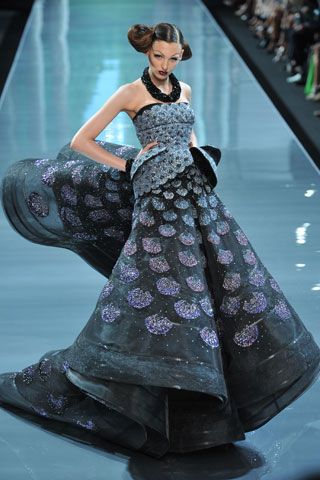 Christian Dior Haute Couture  Show Spring/Summer 2007