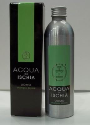 shampoo doccia linea uomo agli agrumi www.ilgiardinodischiaerboristeria.com