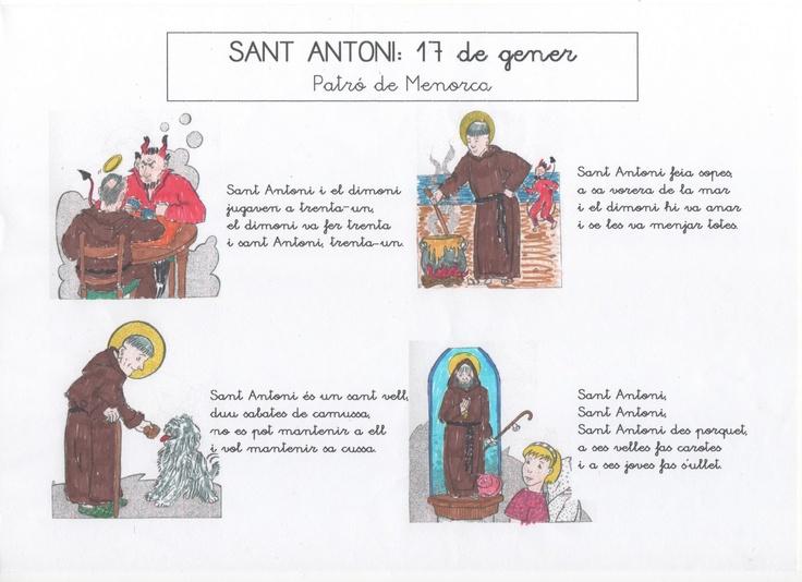 Sant Antoni. 17 de gener.