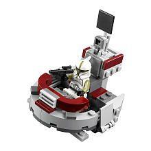 LEGO Star Wars Clone Troopers vs. Droidekas (75000)