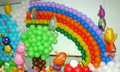 20 best images about ideas para cumplea os infantiles on - Decoracion de cumpleanos infantiles ...