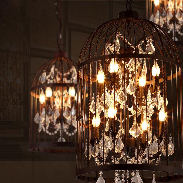 Новый-подвесные-светильники-фабрики-сразу-американский-кантри-хрустальные-люстры-из-кованого-железа-птичья-клетка-столовая-вилла.jpg (750×750)