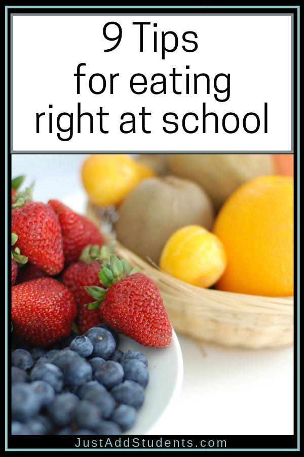 how does diet help academics