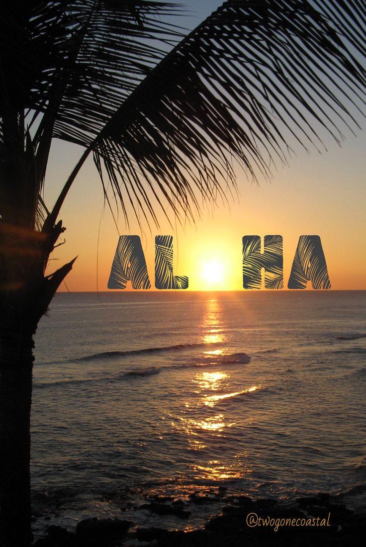 Aloha ~ Kauai, Hawaii