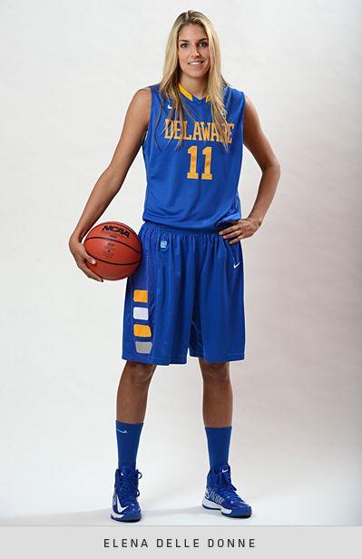 Elena Della Donne #Delaware #Basketball
