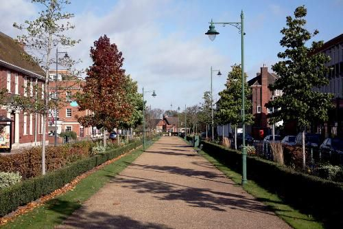 Letchworth Garden City, Hertfordshire, England - 10 Towns that Do Things Their Own Way Slideshow at Frommer's