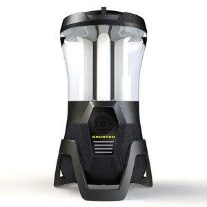 The LightWave Amp Lantern w/Speaker, USB Rechargeable From Brunton
