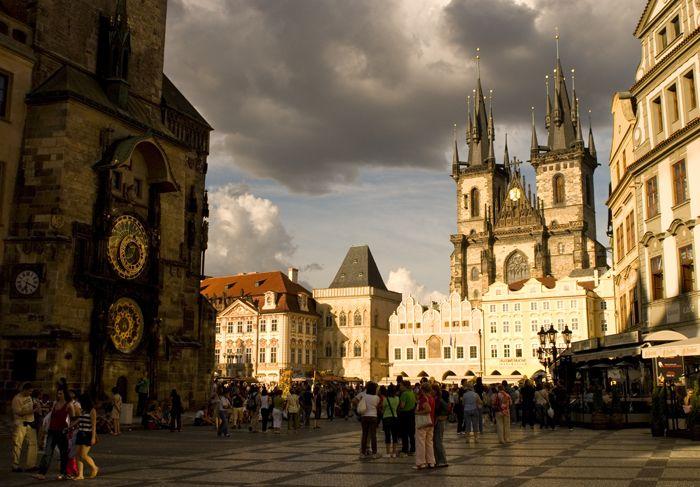 Prague. Czech Republic