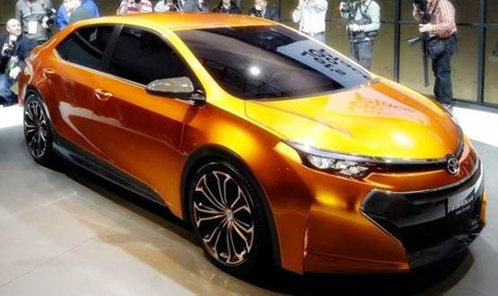 2017 Toyota Corolla Release