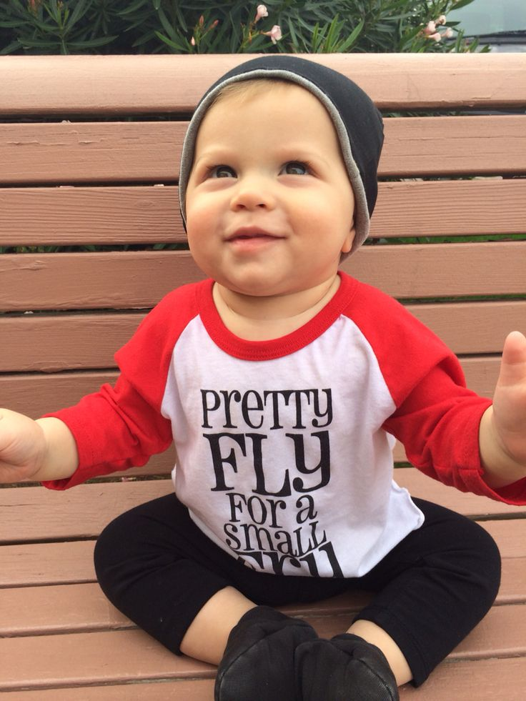 Pretty fly for a small fry// Cute hipster baby boy clothes at rootavenue.com