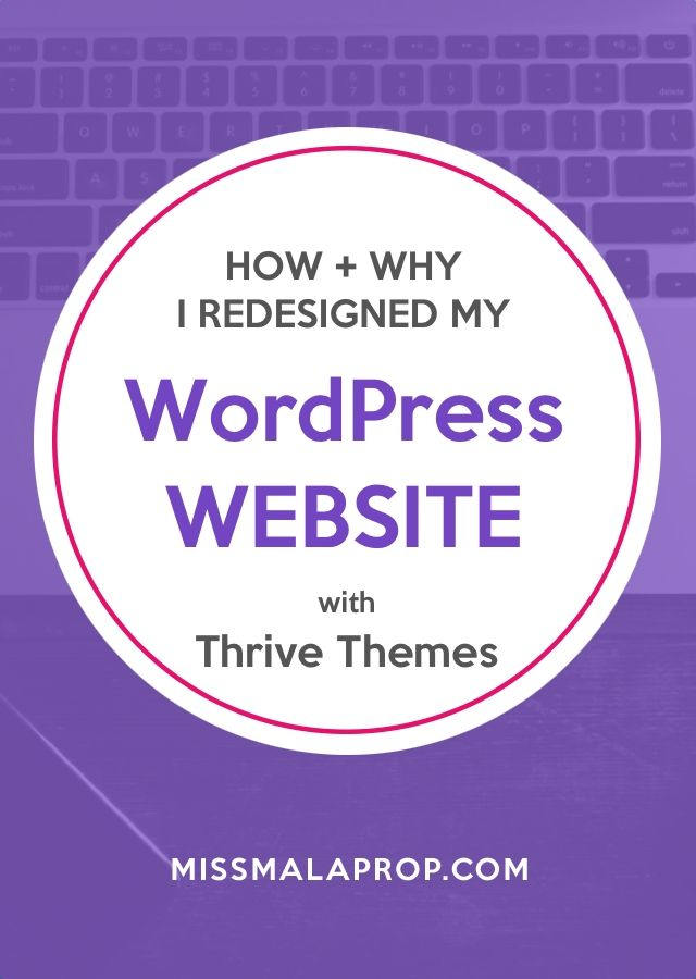 Thrive Themes Review: How + Why I Redesigned My WordPress Website with Thrive Themes