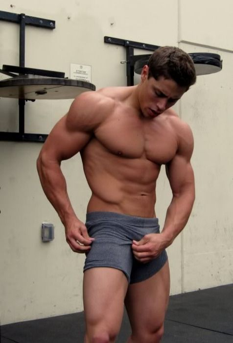 Perfect muscled gay couple video a doll to 3