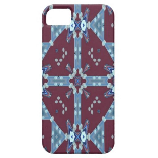 Trendy modern pattern iPhone 5 cases