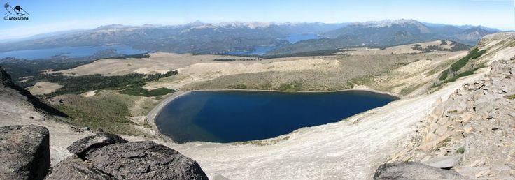 Crater Batea Mahuida
