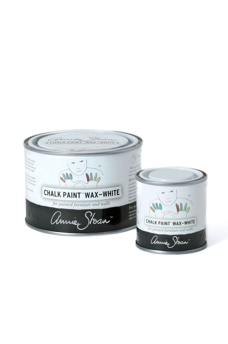How To Paint Over Chalk Paint With Wax