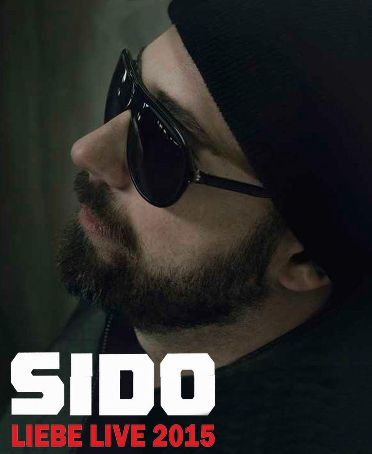 SIDO - Liebe Live 2015 - Tickets unter: www.semmel.de
