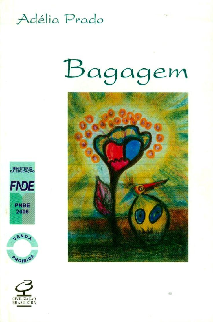 Bagagem, Adélia Prado