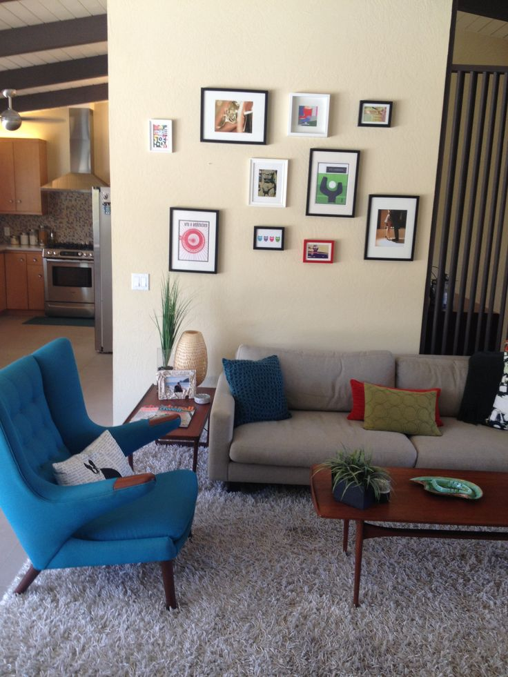55 Best Images About Mcm Living Room On Pinterest Modern