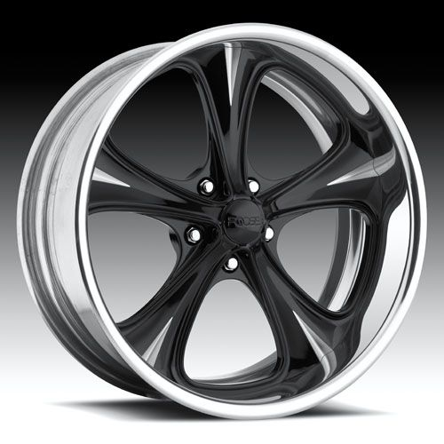 Foose Wheels Coupe Black
