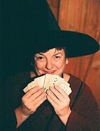 Die Kartenlegerin - Gloria Heilmann von Bergen - Hamburg