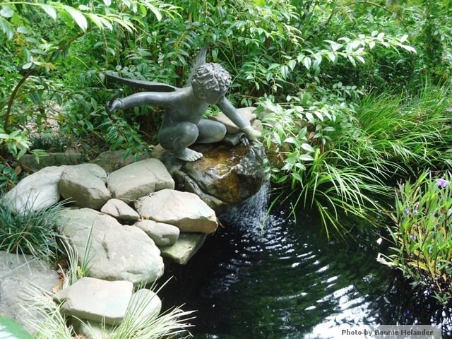 100 ideas to try about fabulous focal points gardens for Maintaining a fish pond