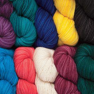 Preciosa Tonal Worsted Yarn
