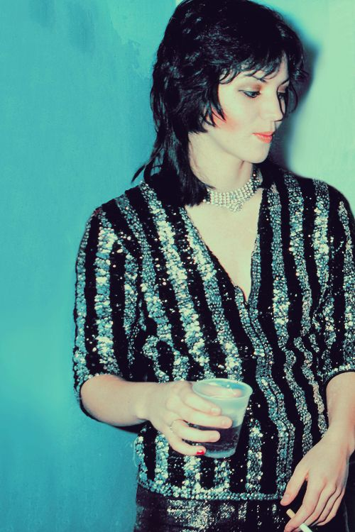 suicideblonde: Joan Jett