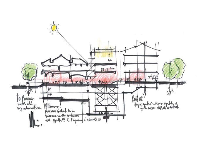 Morgan Library (Renovation and Expansion), Renzo Piano
