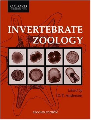 Invertebrate zoology / edited by D.T. Anderson. - 2nd ed., reimp. - Oxford : Oxford University Press, 2010