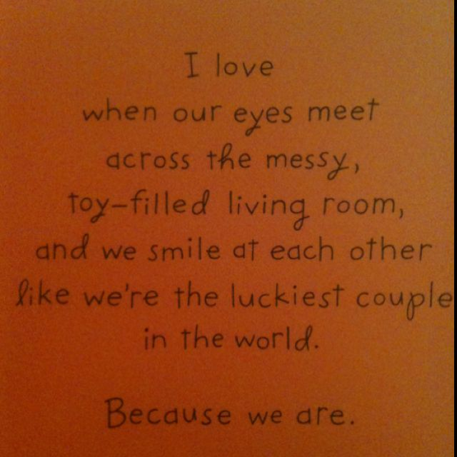 Being The Messy One In A Relationship: I Love When Our Eyes Meet Across The Messy, Toy-filled