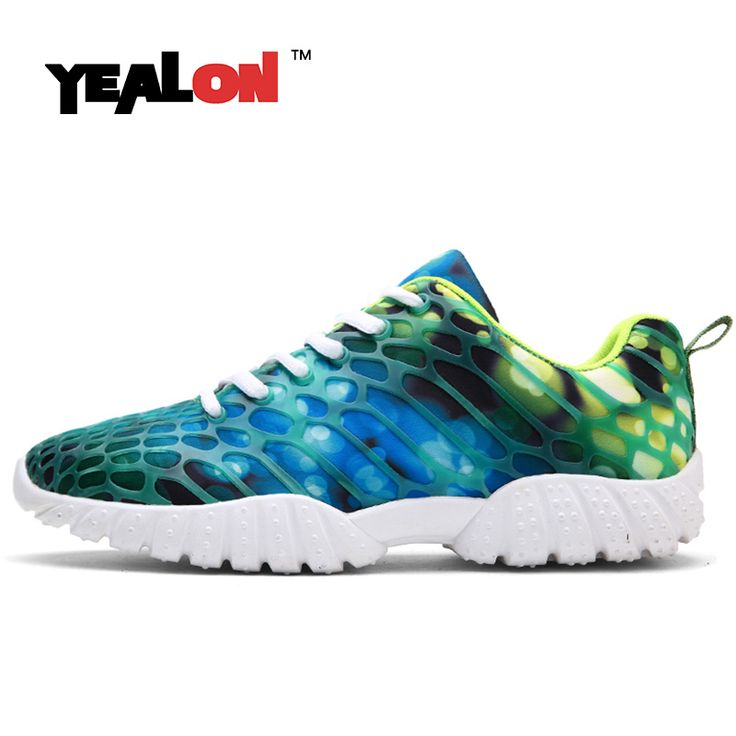 YEALON Sneakers For Running Men Running Sports Krasovki Tenisky Breathable Sneakers Sports Shoes Zapatillas Deportivas Hombre  #Affiliate