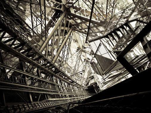 Eiffel Iron Tower af Rasmus Bendixsen