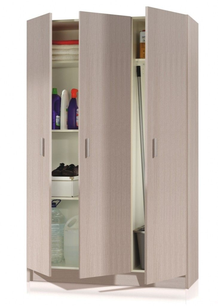 Details About Vita Utility Wet Room Cabinet Cupboards