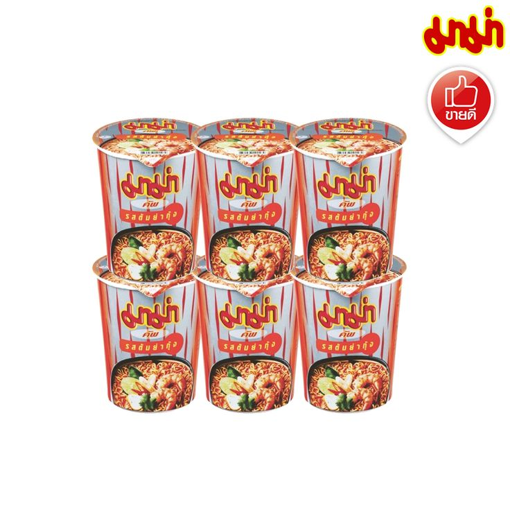 Mama Cup Shrimp Tom Yum Flavor 60 g. Pack 6 cups Mama Cup Shrimp Tom Yum Flavor 60 g. Pack 6 cups  Product Features: Mama Cup Shrimp Tom Yum Flavor 60 g. Pack 6 cups  Brand: Mama  Product Detail: MAMA Mama Instant Noodles Cup Shrimp Tom Yum Flavor 60 g. (Pack of 6)  Your favorite cup noodles are ready to be brewed with just 2 minutes of hot water ready to eat. With the shrimp in the cup, you can sip your mind in the form of Mama Tom Yum Kung anytime, anywhere.  Estimated Important Components…