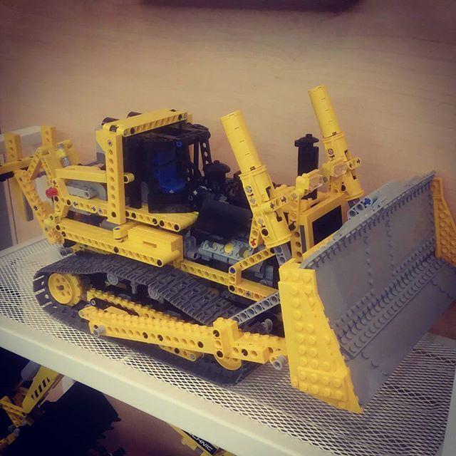 #LEGO #레고  #Technic #테크닉 #8275 #불도져