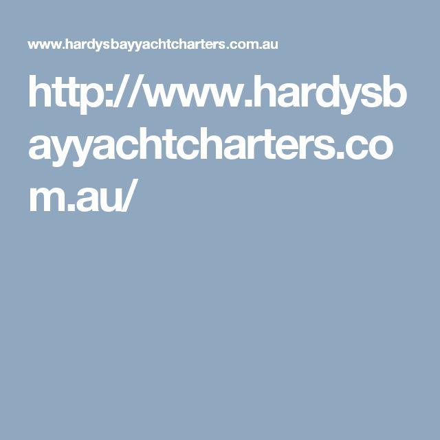 http://www.hardysbayyachtcharters.com.au/