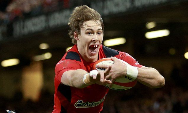Liam Williams goes from the furnace into the fire for Wales