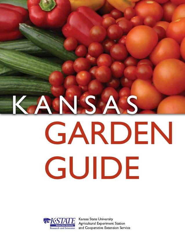 Kansas Garden Guide Manual - Kansas State University