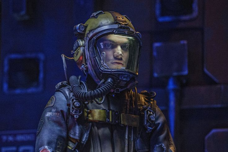 Andrew Rotilio in The Expanse (TV Series 2015– ) on IMDb
