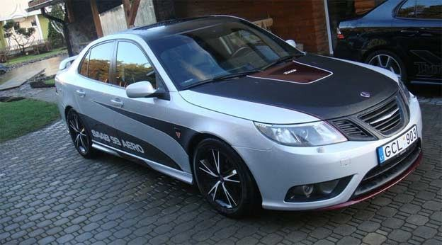 Beautiful Saab 9-3 Aero 2.8 on Sale http://www.saabplanet.com/beautiful-saab-9-3-aero-2-8-on-sale/