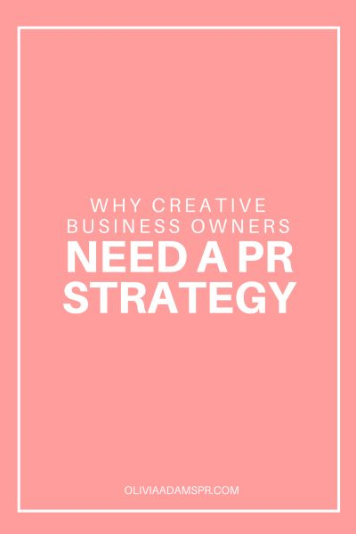an overview of what public relations is and how you it can benefit your creative business