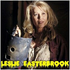 """Leslie Easterbrook at Son of Monsterpalooza Sept 2015 monsterpalooza.com """"Police Academy, The Devils Rejects"""""""