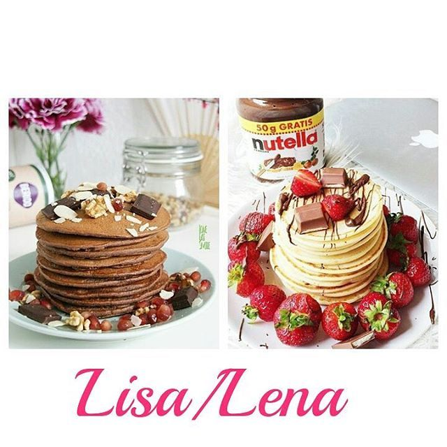 Lisa or Lena? Subject: Pancakes My Choice: Lena