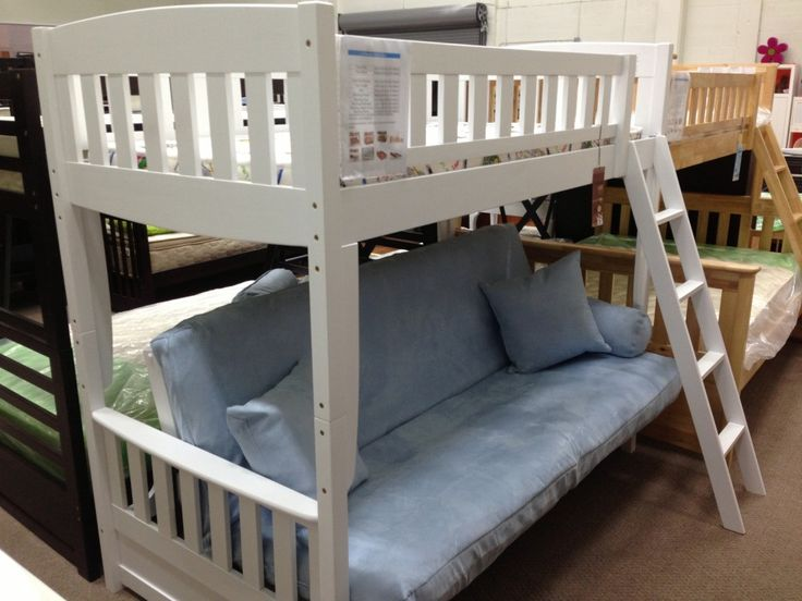 2018 Wooden Futon Bunk Bed - Interior Design Small Bedroom Check more at http://imagepoop.com/wooden-futon-bunk-bed/