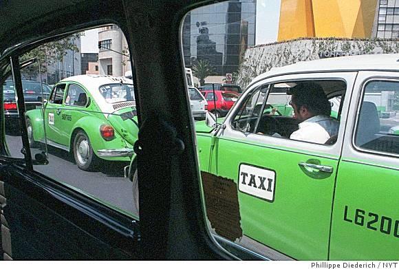Taxista mexicano!!!