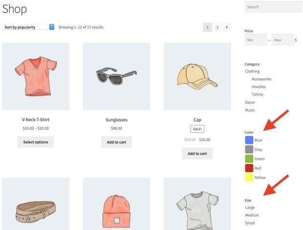 Woocommerce Product Search Extension Smart Site With Images