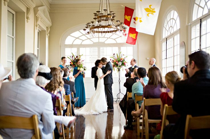 Love and History: A beautiful New Orleans wedding in the Cabildo (constructed in 1795).: Wedding Ideas, New Orleans Wedding, Southern Weddings, Cabildo Constructed, Nola Wedding, Orleans Weddings, Cabildo Nola, Wedding General Ideas