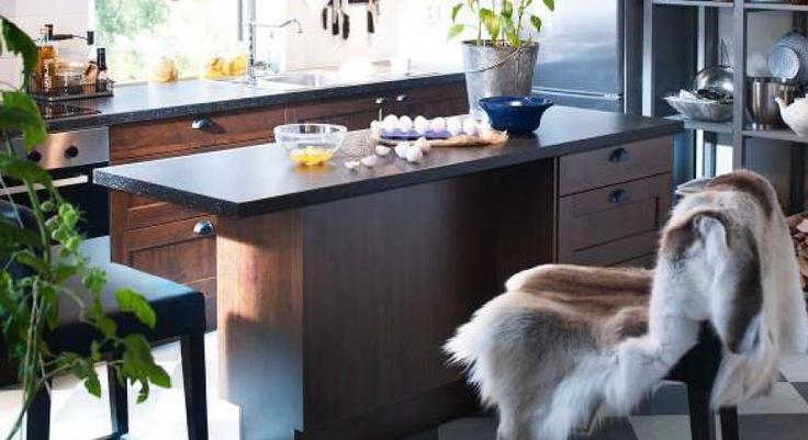 Ikea - Bar or island design