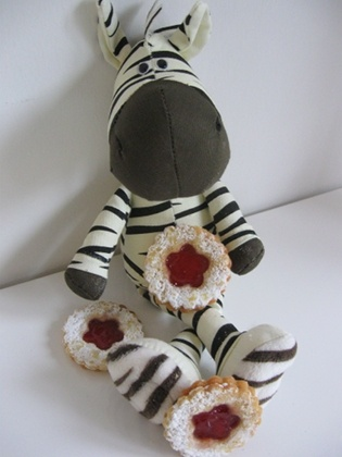 Zebra Tamtam und sein Spitzbuben Weihnachtsrezept. Yammy!
